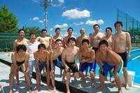 水泳部OBレース