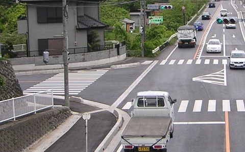 自転車の 自転車 車道 左折 信号 : カモノハシ通信3: 2月 2009